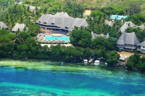 Badeurlaub auf Sansibar