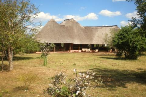 Sambia Safari
