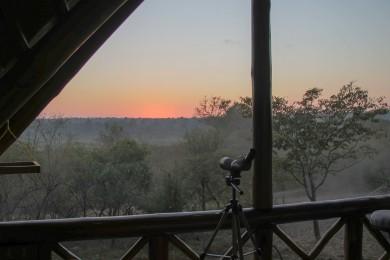 View over Kruger National Park
