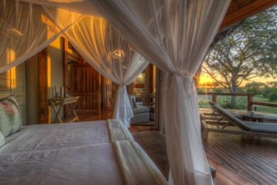 Interior of Luxury suite