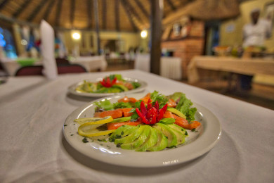Island Safari Lodge - Restaurant