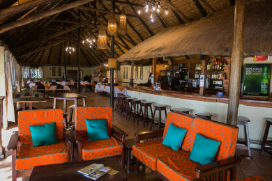 Island Safari Lodge - Lounge