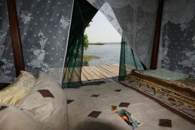 Ndhovu Safari Lodge - Floating Tent