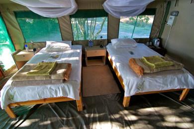 Ndhovu Safari Lodge - Luxury Twin Tent