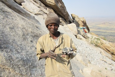 small scale miner