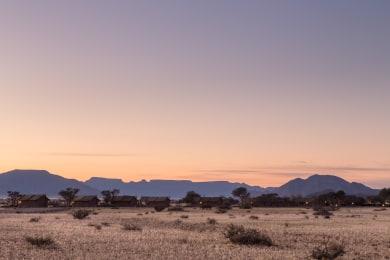 Desert Camp Units