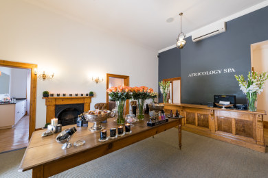 Drostdy Hotel | Africology Spa