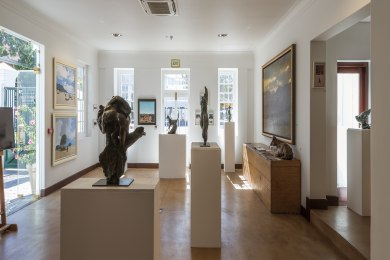 Drostdy Hotel   Art Gallery