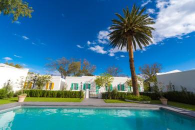 Drostdy Hotel   Pool