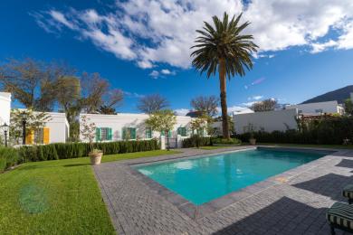 Drostdy Hotel | Pool
