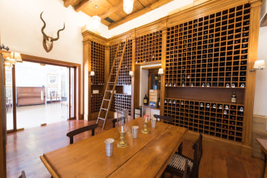 Drostdy Hotel   Wine Cellar