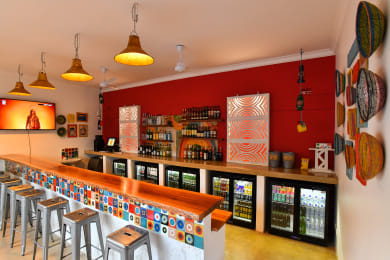PheZulu Bar