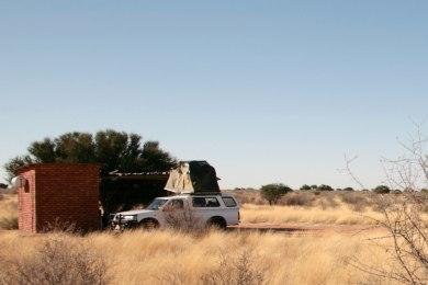 Kalahari Anib Campsite