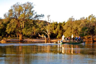 Sundowner Birding Boat Cruise