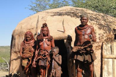 Himba Homestead