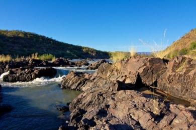 Kunene River Banks