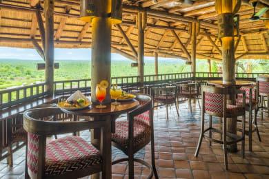 Buffalo Bar at Victoria Falls Safari Lodge