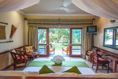 Luxury Safari room
