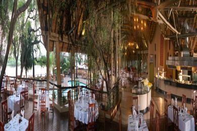 Restaurant Chobe Safari Lodge