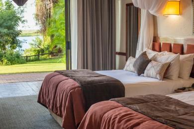 Luxury River room