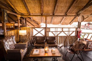 Lounge Area Camp Savuti