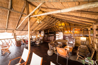 Dining, Bar Area and Restaurant