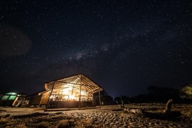 Tranquil Nights Under the Chobe Sky