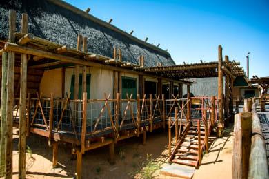 Facilities exterior