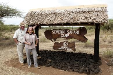 Manja Seifert & Juergen Pietz - Camp Manager