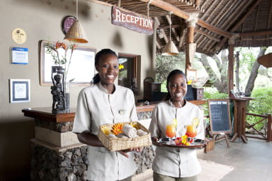 Welcome at Severin Safari Camp