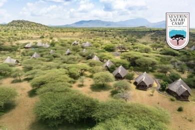 Severin Safari Camp Tents