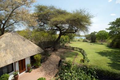 The Garden Lodge