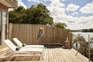 Victoria Falls River Lodge - Island Treehouse