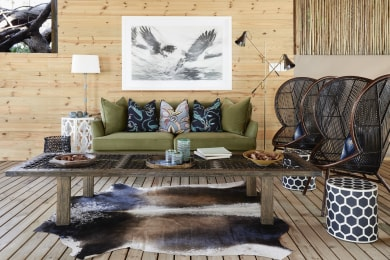 Victoria Falls River Lodge - Island Treehouse Suites