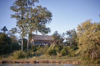 Victoria Falls RIver Lodge - Luxury Tent