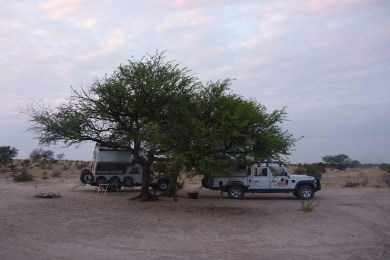 Xade campsite