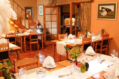 Mooiplaas Dining Room Area