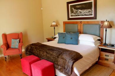 Mooiplaas Luxury Room