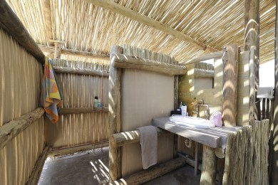 Sossus Oasis Camp Site Facilities - Ablution
