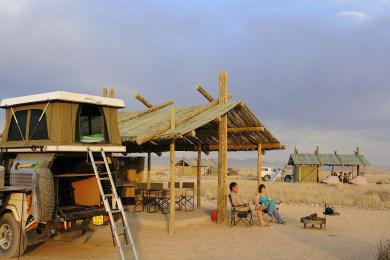 Sossus Oasis Camp Site