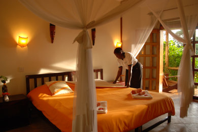 Garden Room - Karibu Entebbe