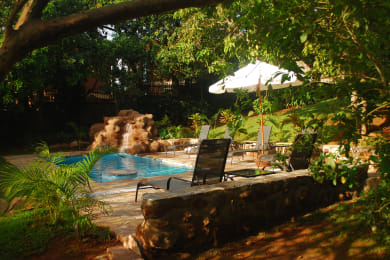 Swimming Pool - Karibu Entebbe