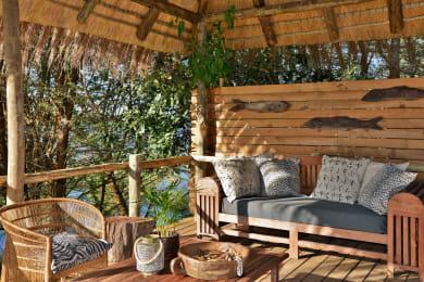 Honeymoon Suite - deck