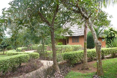 Hotel Kontiki in a friendly Environment