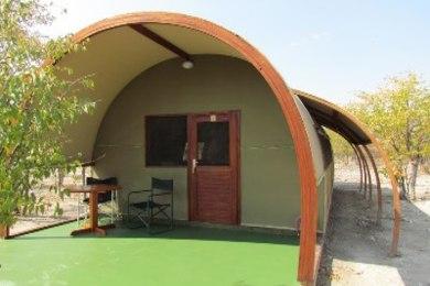 Safari Camp Rooms (1-10)
