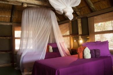 Epupa Falls Lodge Chalet Interior