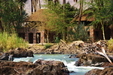 Epupa Falls Lodge Chalets