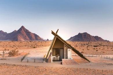 Desert Quiver Camp Unit Exterior
