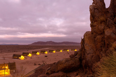 Desert Quiver Camp Units