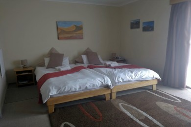 Intermezzo Guesthouse Standard twin room